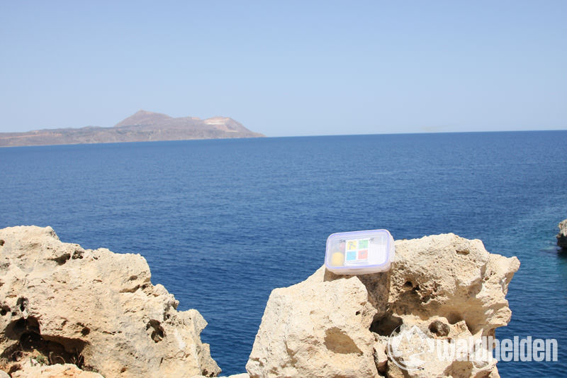 Geocaching auf Kreta