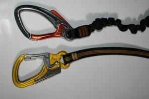Klettersteigset Bandfalldämpfer : Klettersteig ausrüstung kosten klettersteige für einsteiger iii