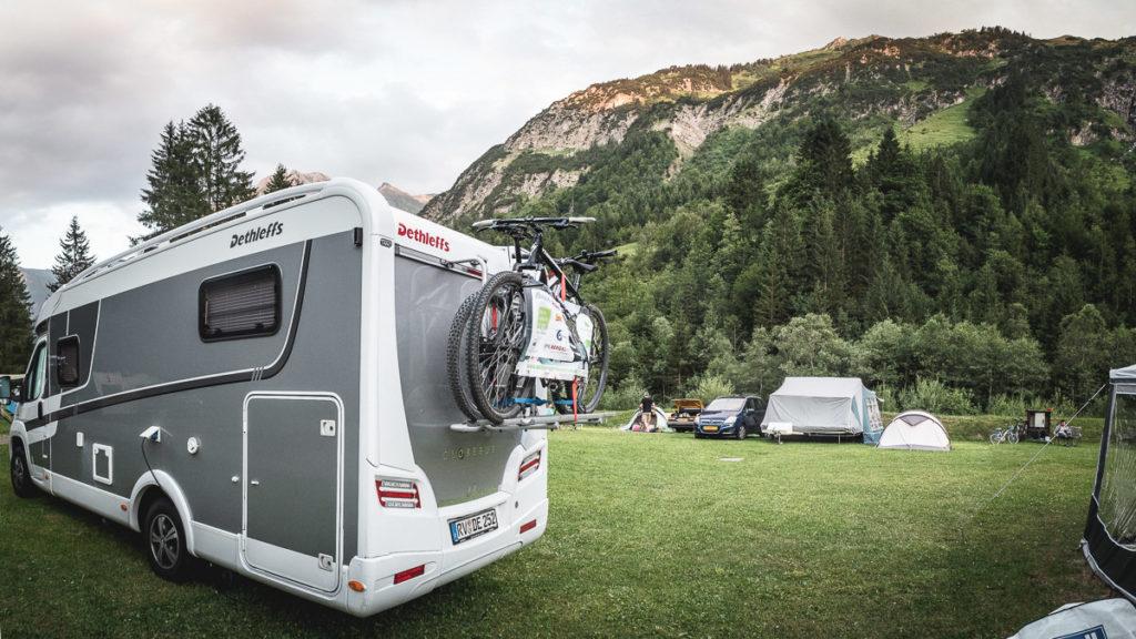 Camping Kleinwalsertal