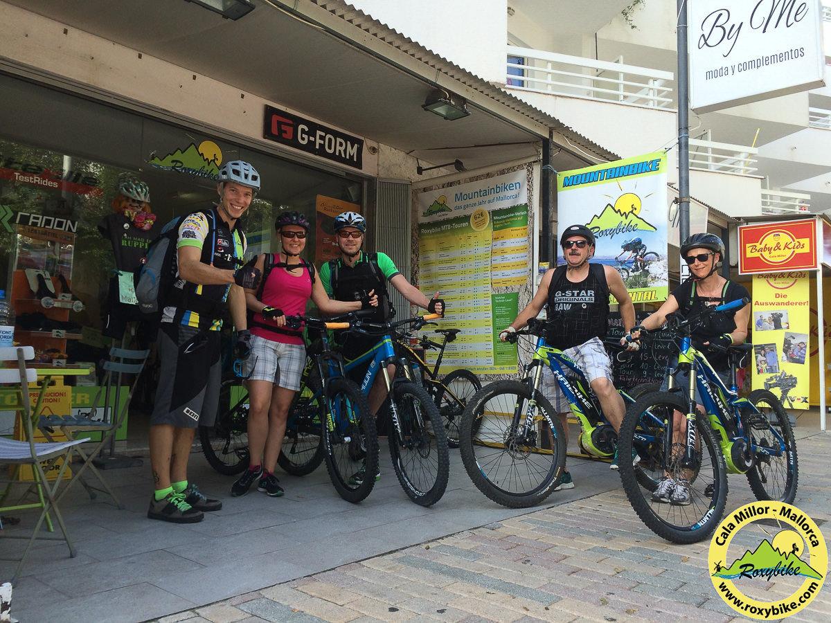 Roxybike Mallorca Bikestation