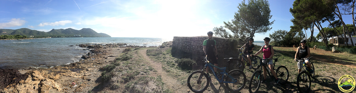 Mountainbiken auf Mallorca