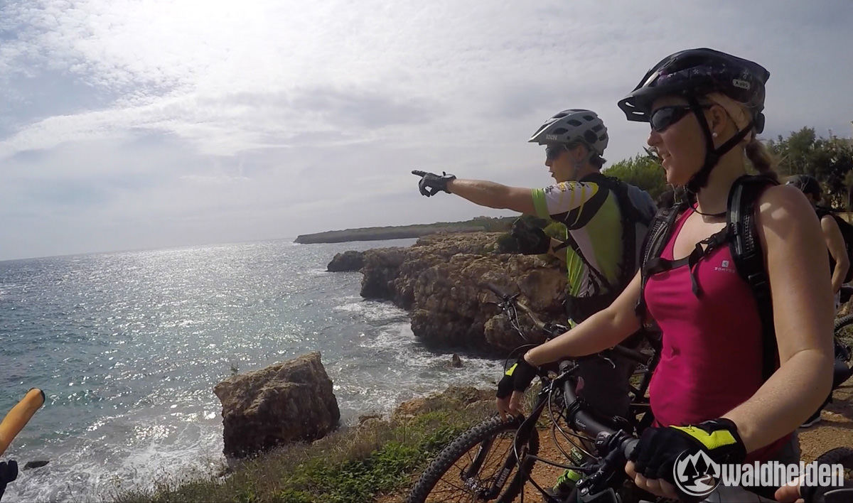 Mountainbiken auf Mallorca mit Roxybike (mit Video)