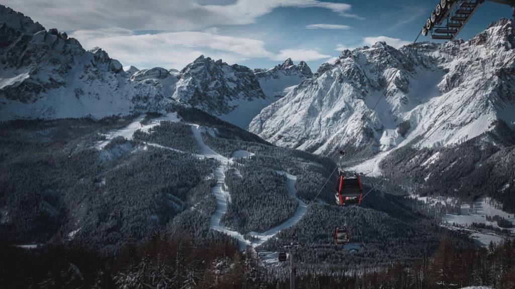 Skigebiete für Anfänger