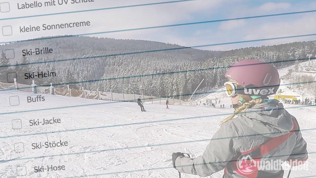 Packliste Skiurlaub: Gut ausgerüstet auf die Piste