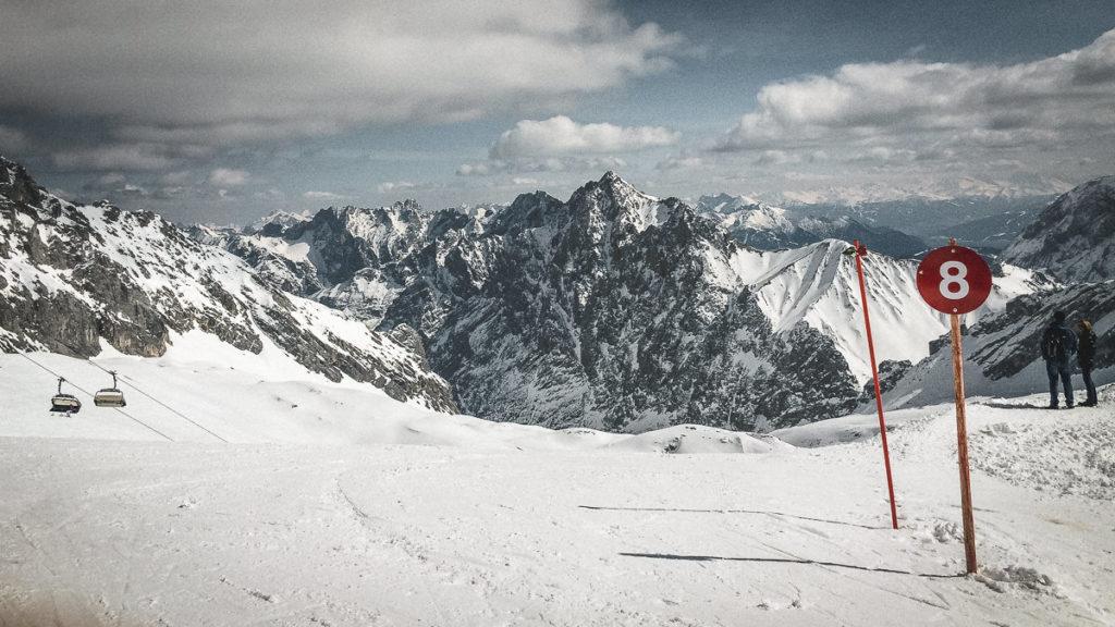 Erster Skiurlaub
