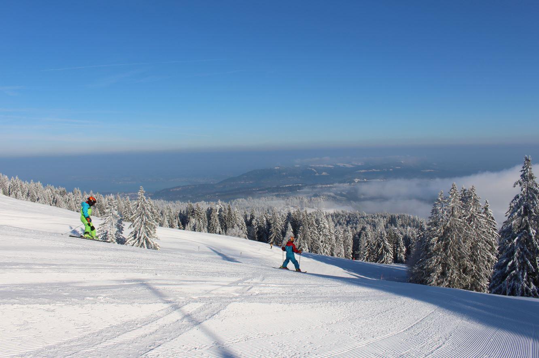 Skigebiet Test: Bödele (Bregenzer Wald)