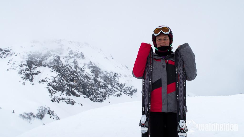 Skigebiet Kanzelwand