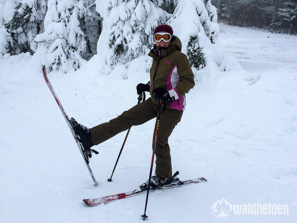 5 Skigymnastik Übungen für Zuhause: Fit für die Piste