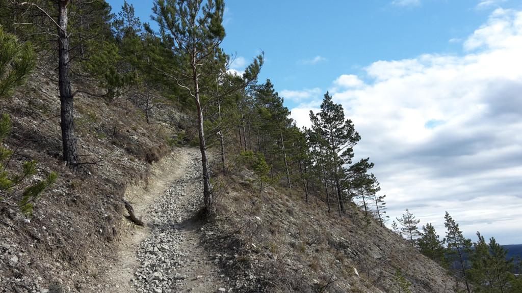 SaaleHorizontale Wanderweg