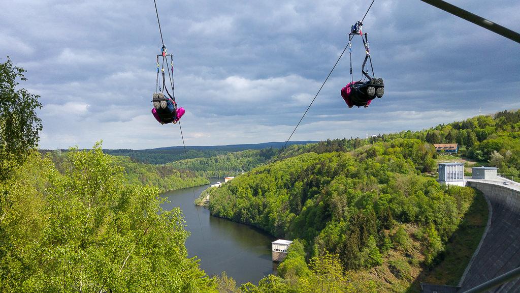 Abenteuer Harz: Wandern, Geocachen und… Fliegen!?
