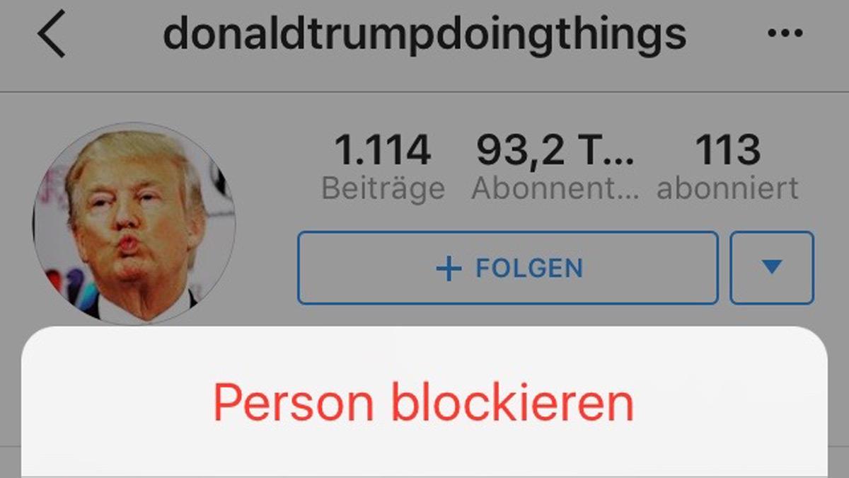 Instagram Follower entfernen – Geht das?