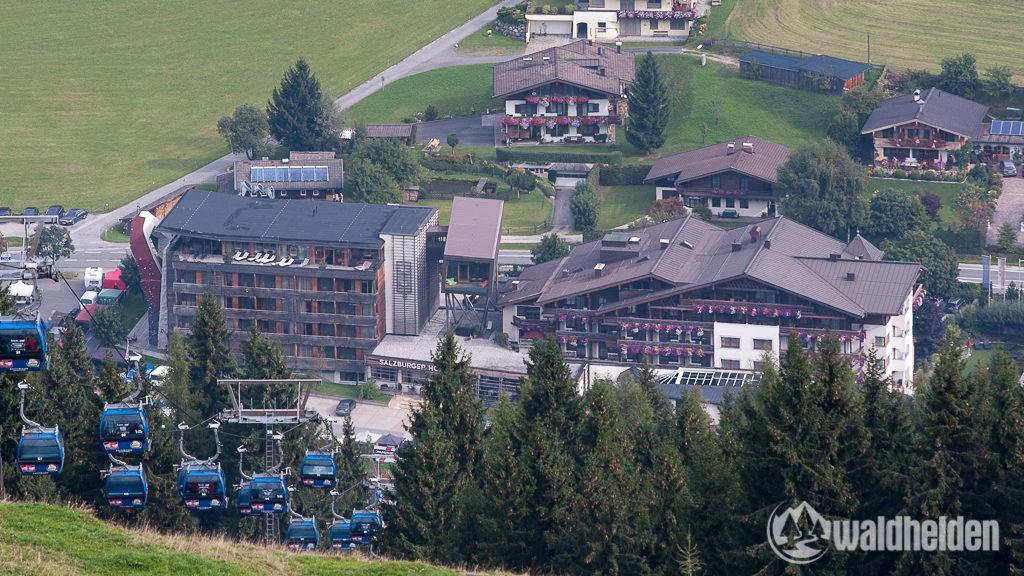 Salzburger Hof Leogang Hotel Homeofsports