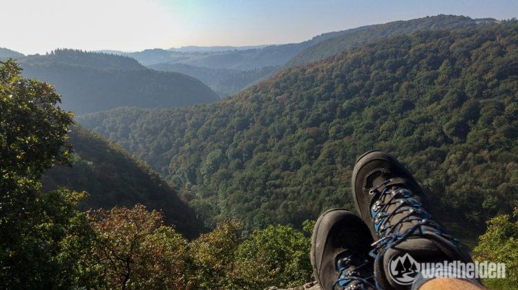Wandern auf dem Westerwaldsteig – Top Trails of Germany