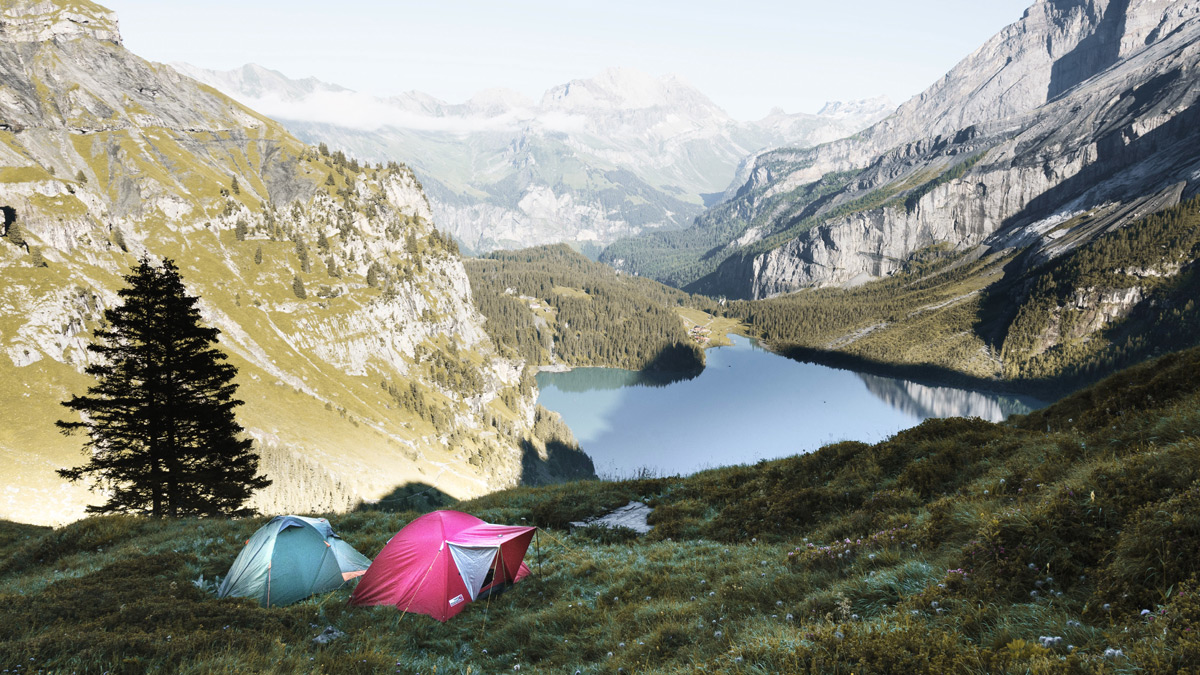 Wildcampen und Übernachten im Freien: So klappt´s!