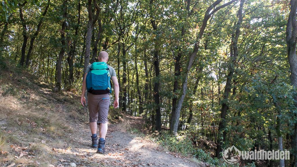 Verpflegung beim Wandern
