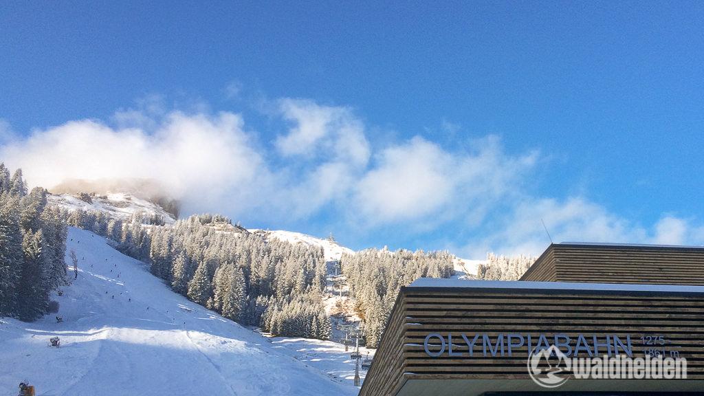 Ifen 2.0 – Skigebiet Update im Kleinwalsertal