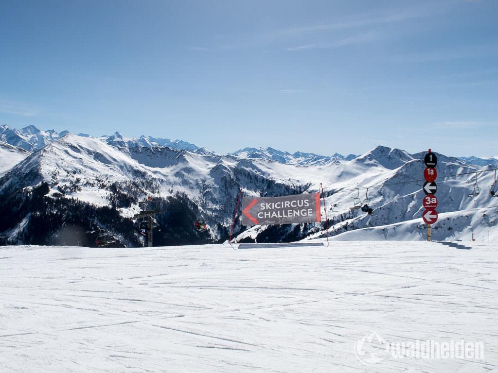 The Challenge - Skicircus Saalbach Hinterglemm