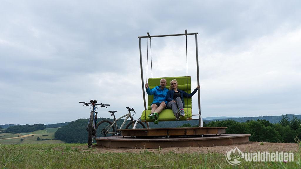 Mountainbiken im Sauerland