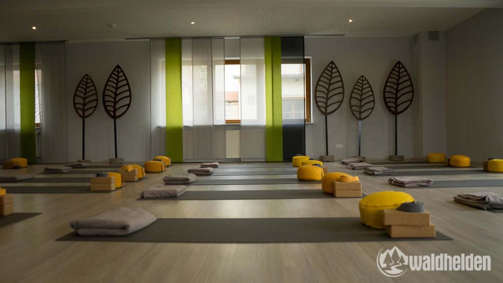 Yoga im Sauerland - Ab auf die Matte zur ersten Yoga-Stunde