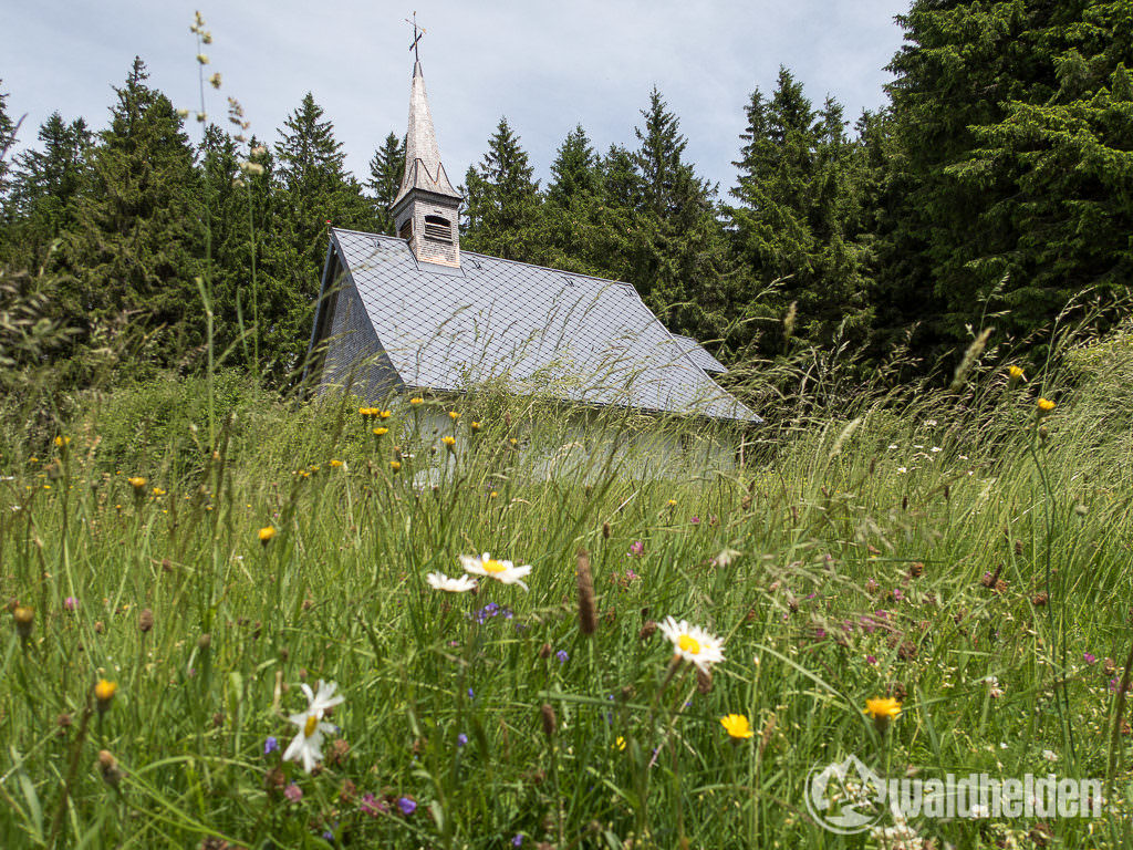 Martinskapelle im Schwarzwald
