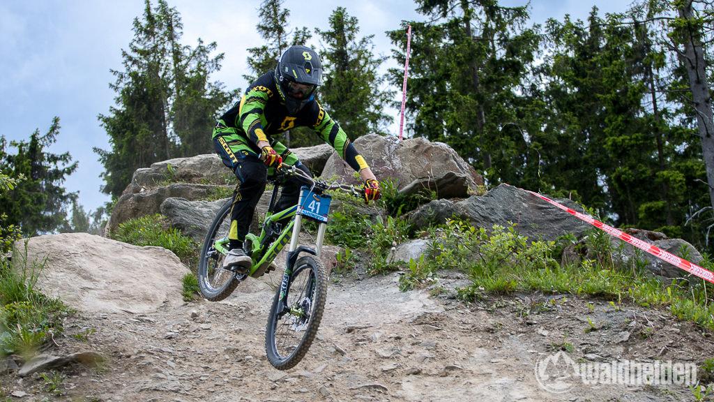 Downhill für Anfänger: Einführung und Tipps vom Profi