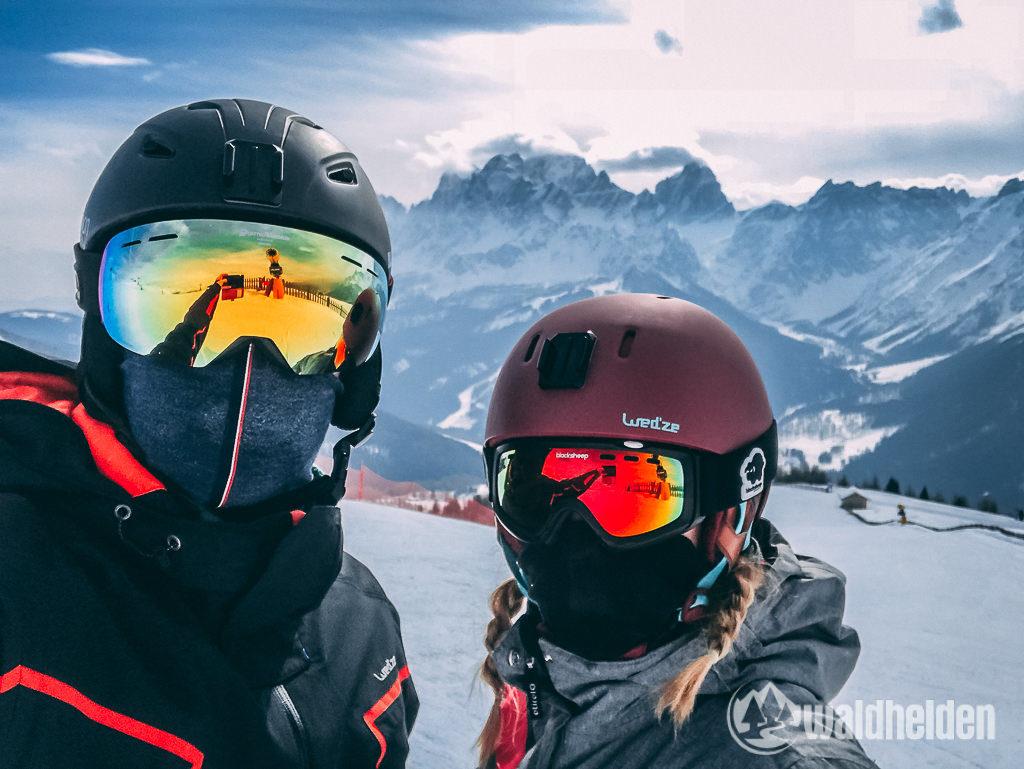 Giro delle Cime 3 Zinnen Skigebiet