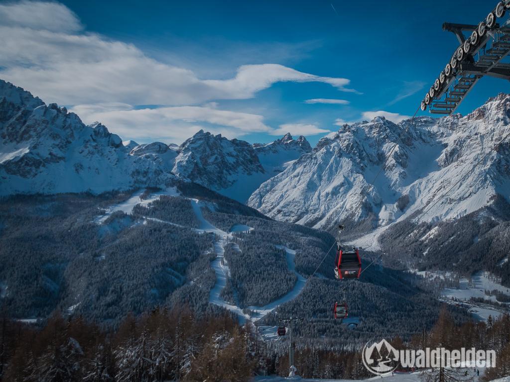 Bad Moos Dolomiten 3 Zinnen Lift