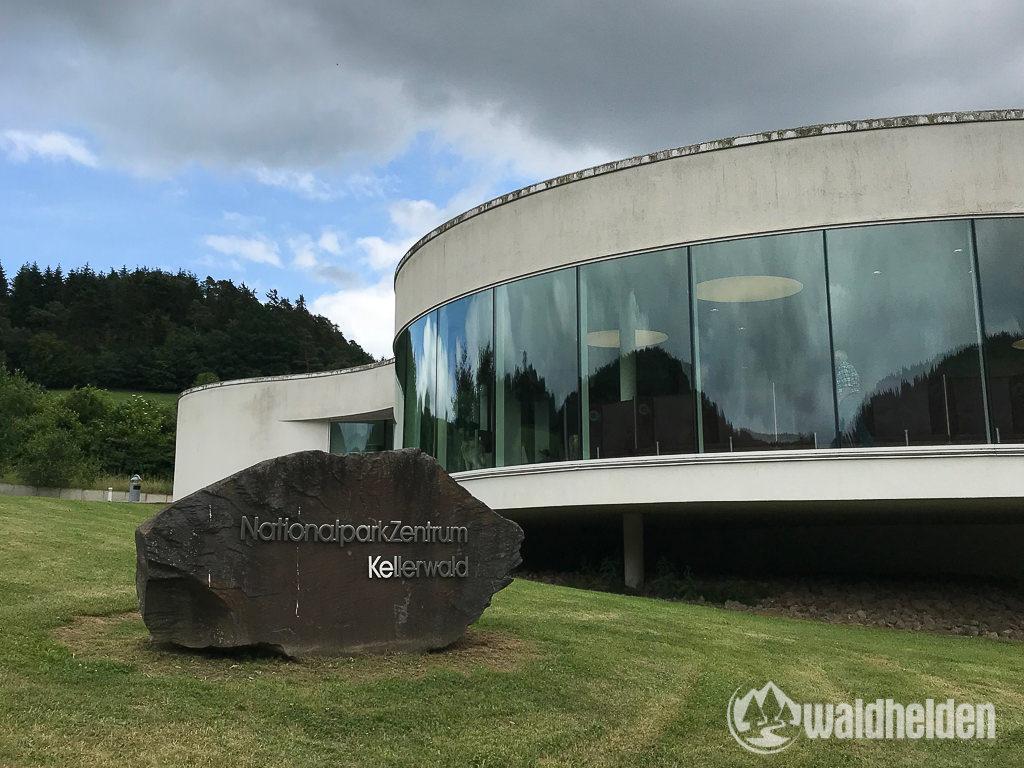 GeoRadroute Waldeck Frankenberg Nationalparkzentrum