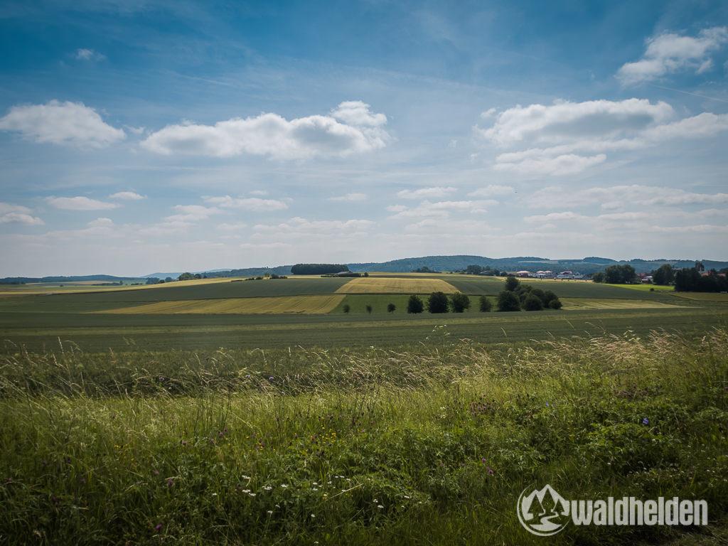 GeoRadroute Willingen Waldeck Sauerland