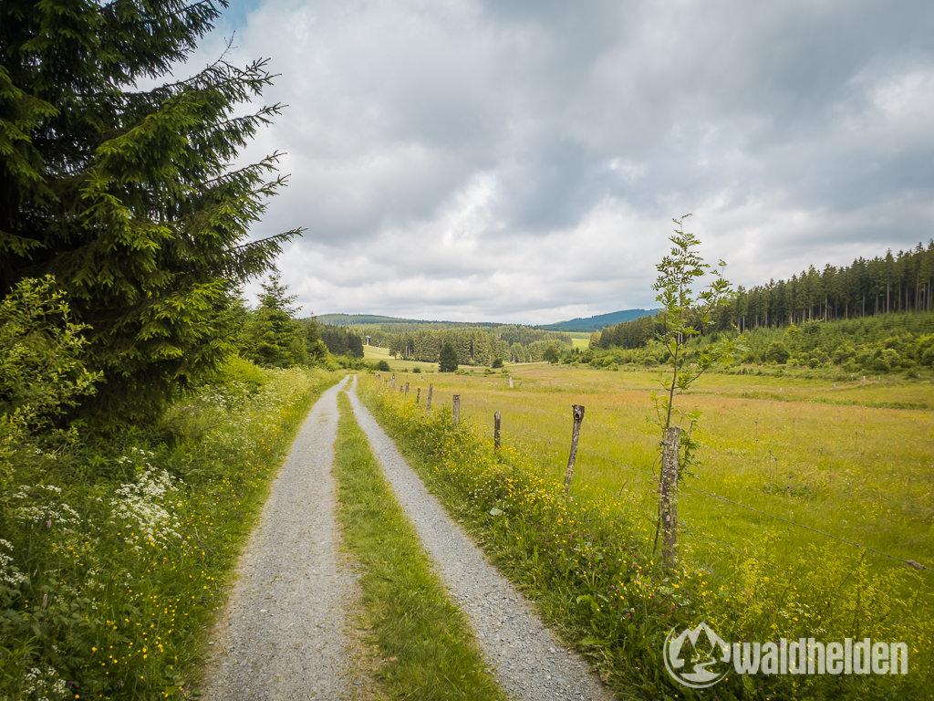 GeoRadroute Winterberg Willingen Ruhrtalradweg