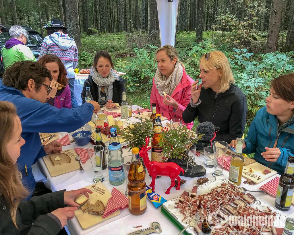 Ferienland Schwarzwald Speckvesper