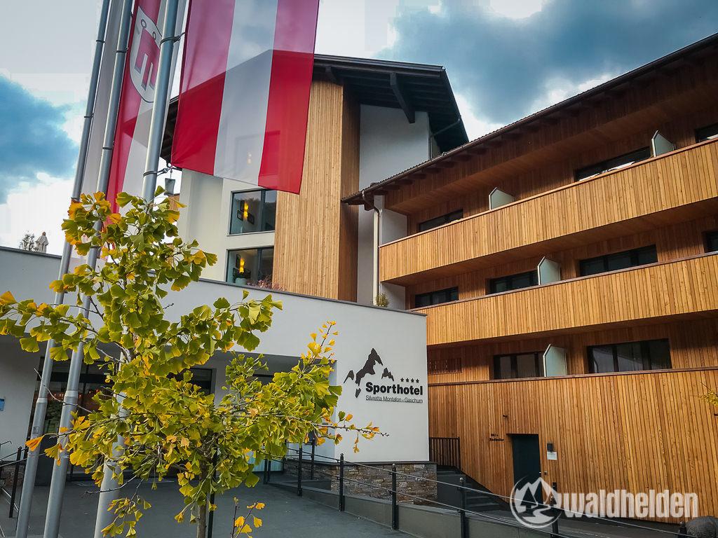 Montafon Mountainbiken Sporthotel Silvretta Montafon