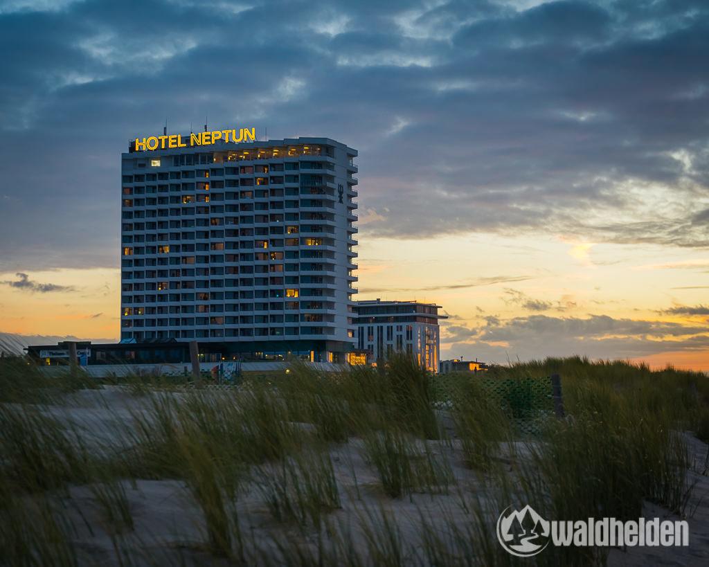 Warnemuende Wandern Wellness Hotel Neptun