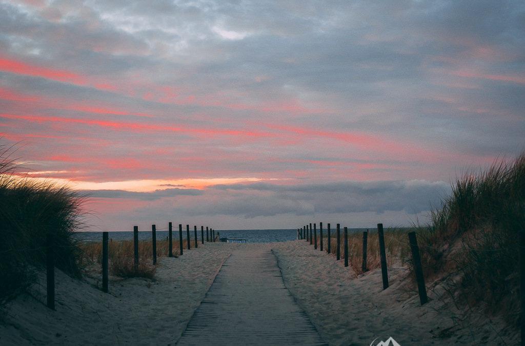 Aktivurlaub an der Ostsee – Wandern und Wellness in Warnemünde