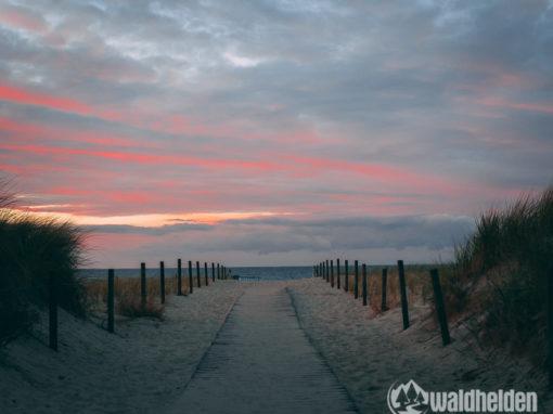 Aktivurlaub an der Ostsee - Wandern und Wellness in Warnemünde