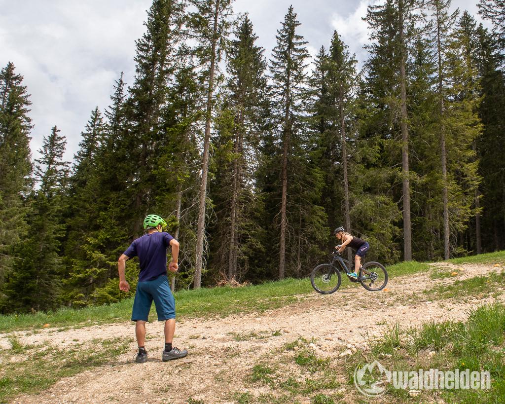 Rosadira Bike Fahrtechnik Trailxperience