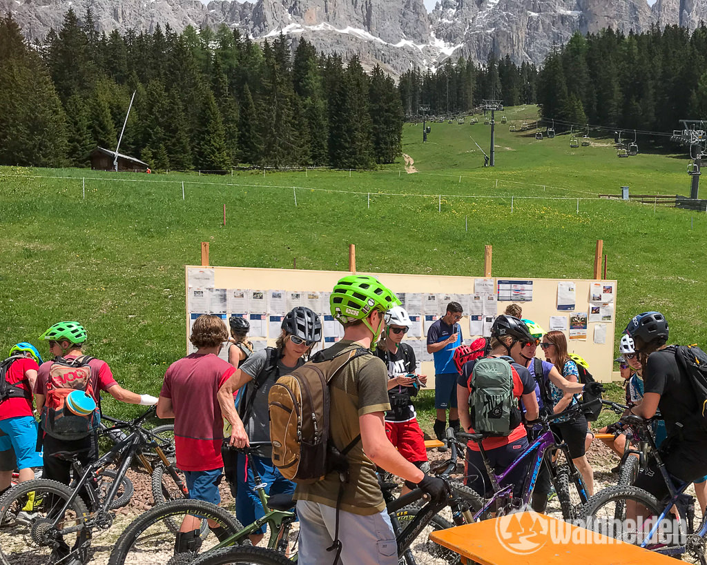 Rosadira Bike Festival Board