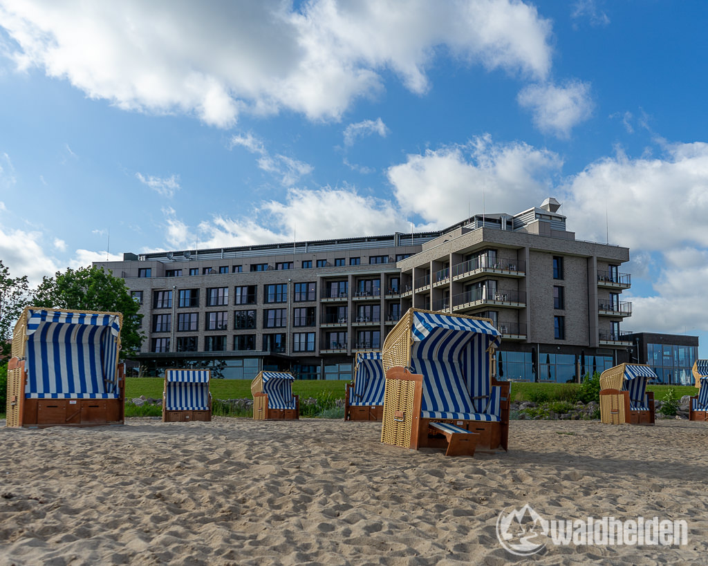 Arborea Resort Ostsee Privatstrand