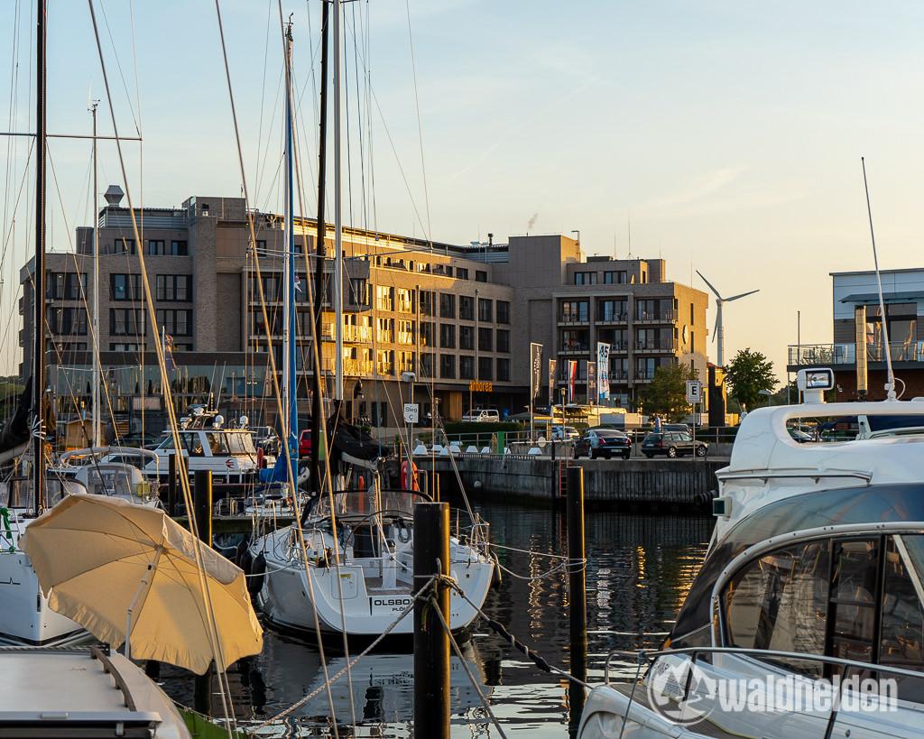 Arborea Resort Ostsee Yachthafen