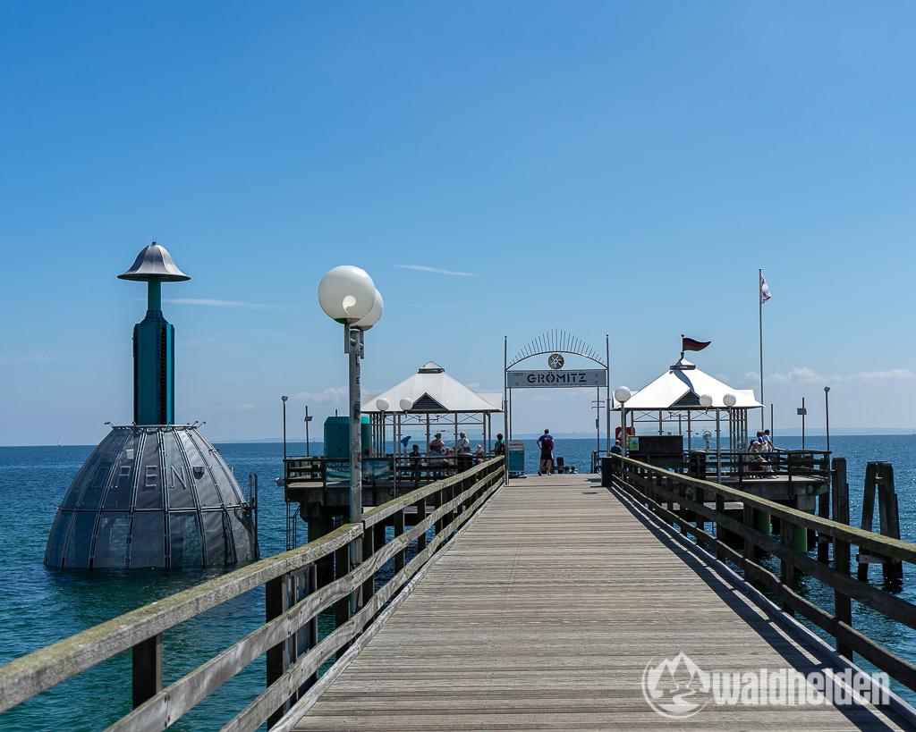 Arborea Resort Ostsee Grömitz Seebrücke