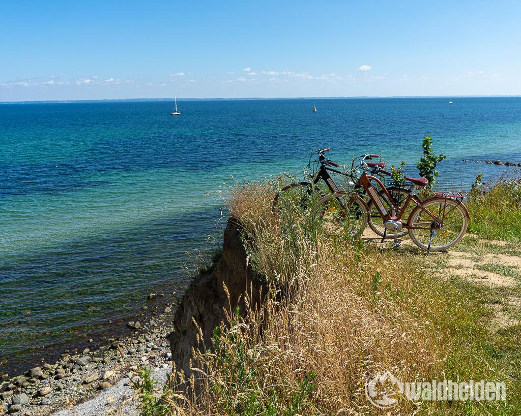 Arborea Resort Ostsee Leihbikes Steilküste