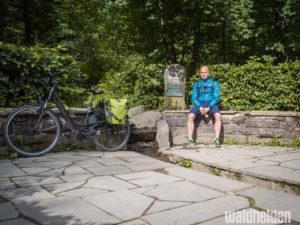 Die GeoRadroute - 213 Kilometer Radweg quer durchs Sauerland