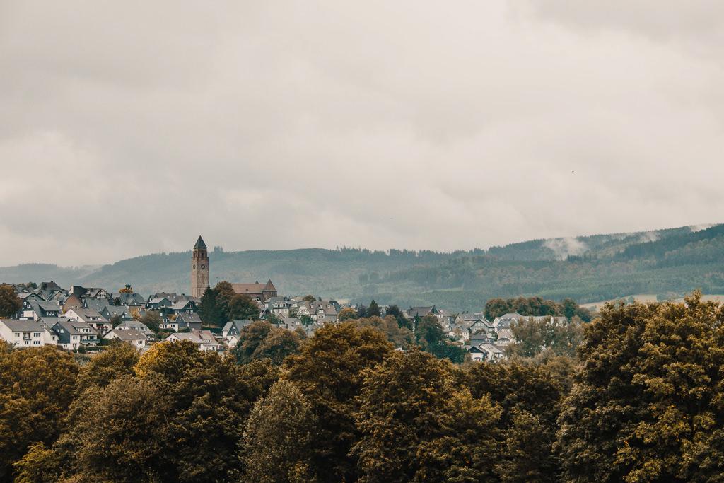 SauerlandRadring Aussicht Schmallenberg