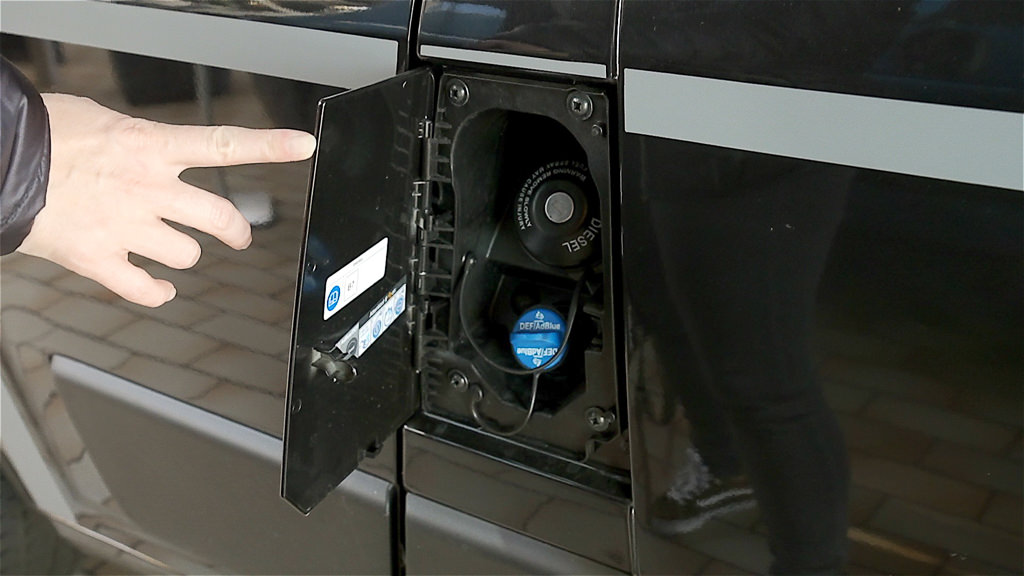 Kastenwagen oder Wohnmobil Sprittverbrauch
