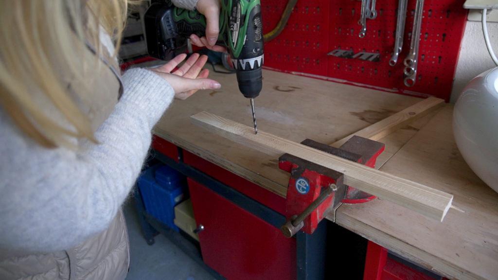 Kastenwagen Selbstausbau Handwerkliches Geschick