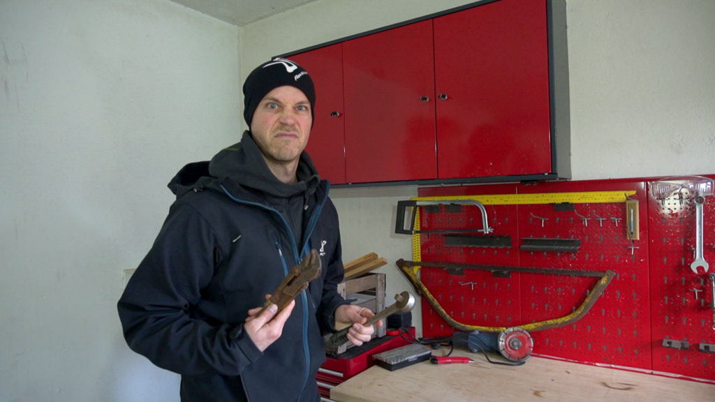 Kastenwagen Selbstausbau Werkzeug