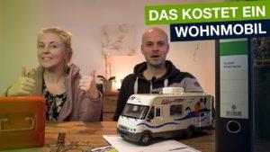 Wohnmobil Kosten im Jahr -  So viel kostet unser Kastenwagen an Unterhalt!