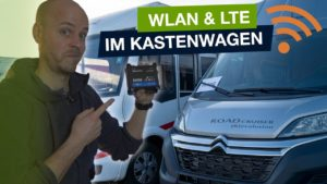 WLAN im Kastenwagen - Mit diesen Geräten gibts Internet im Wohnmobil