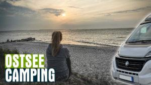 Ostsee Camping mit Hund - 10 Tage entlang der deutschen Küste
