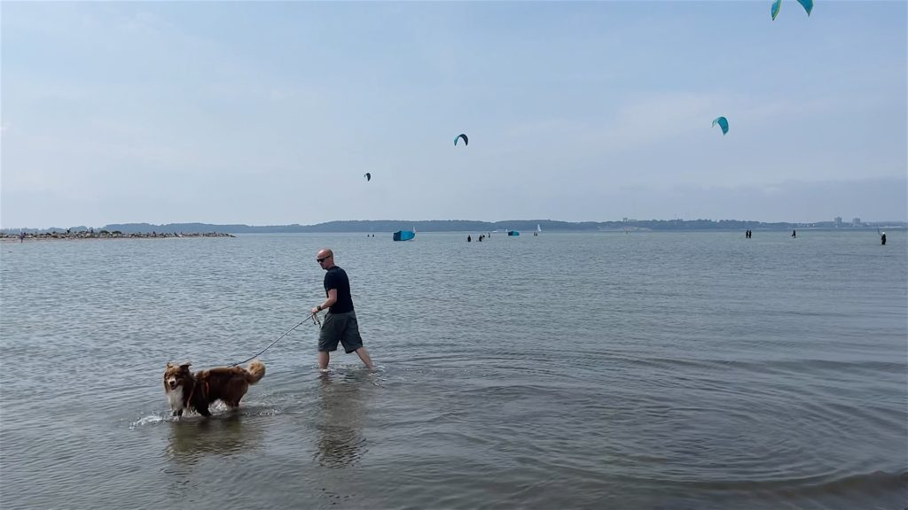 Ostsee Camping Hundestrand Laboe